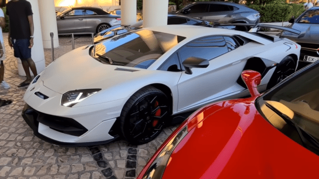 Engleska policija mogla bi uništiti nogometašev Lamborghini