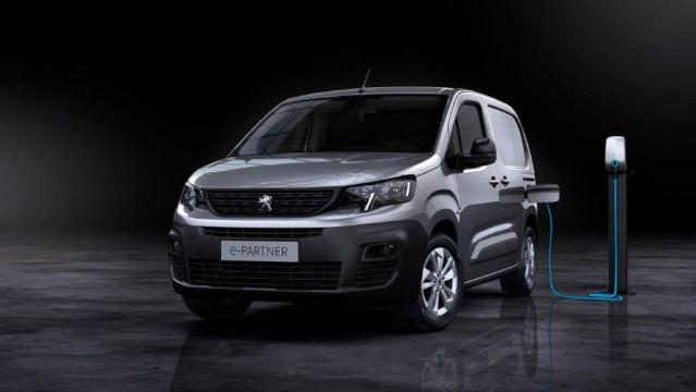 Peugeotov dostavni električni furgon e-Partner stiže ove jeseni