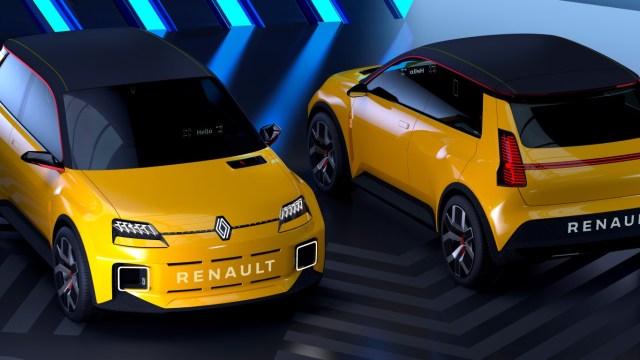 Francuski šarmer, Renault 5, oživjet će kao električni