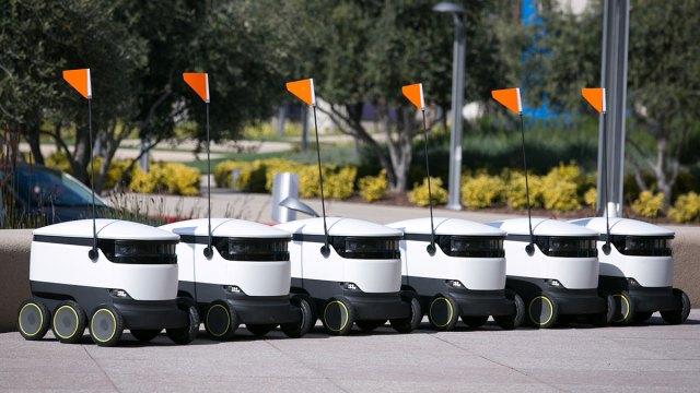 Goodyear ulaže u autonomne dostave