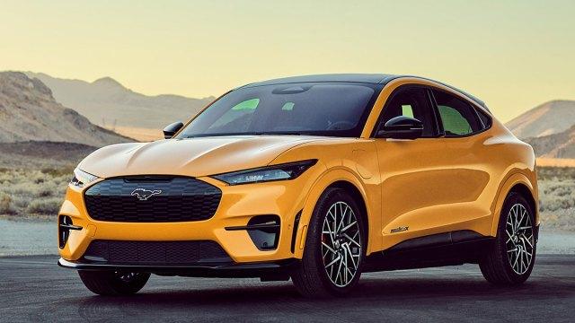 Ford će od 2030. godine imati samo električne modele