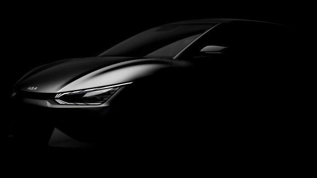 Prva potpuno električna Kia bit će model EV6