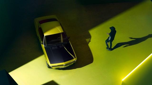 Opel Manta oživjet će kao električni model