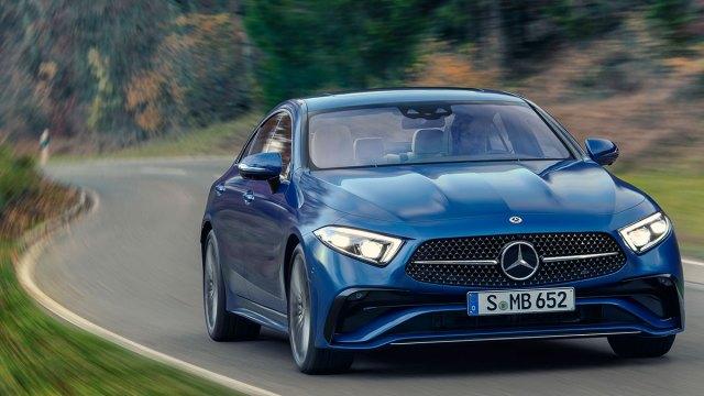 Mercedes je pomladio i dotjerao uspješan model CLS