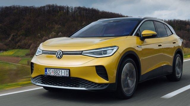 Volkswagenov električni SUV ID.4 kreće od 293.483 kune
