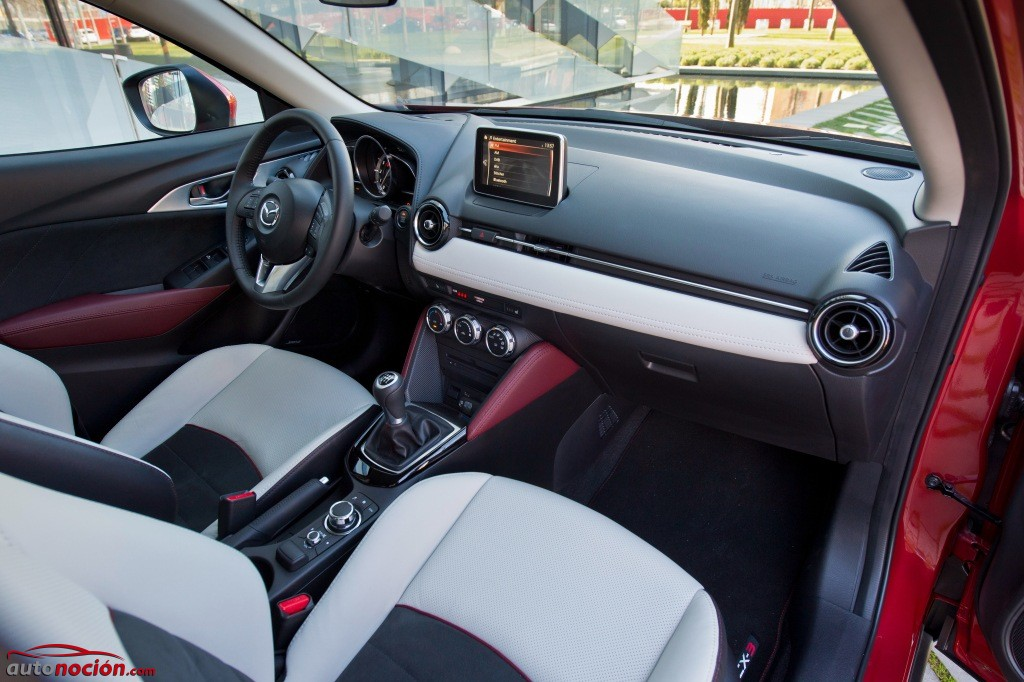 Precios Del Mazda CX 3 Para Espaa Disel Y 4x4 Incluido