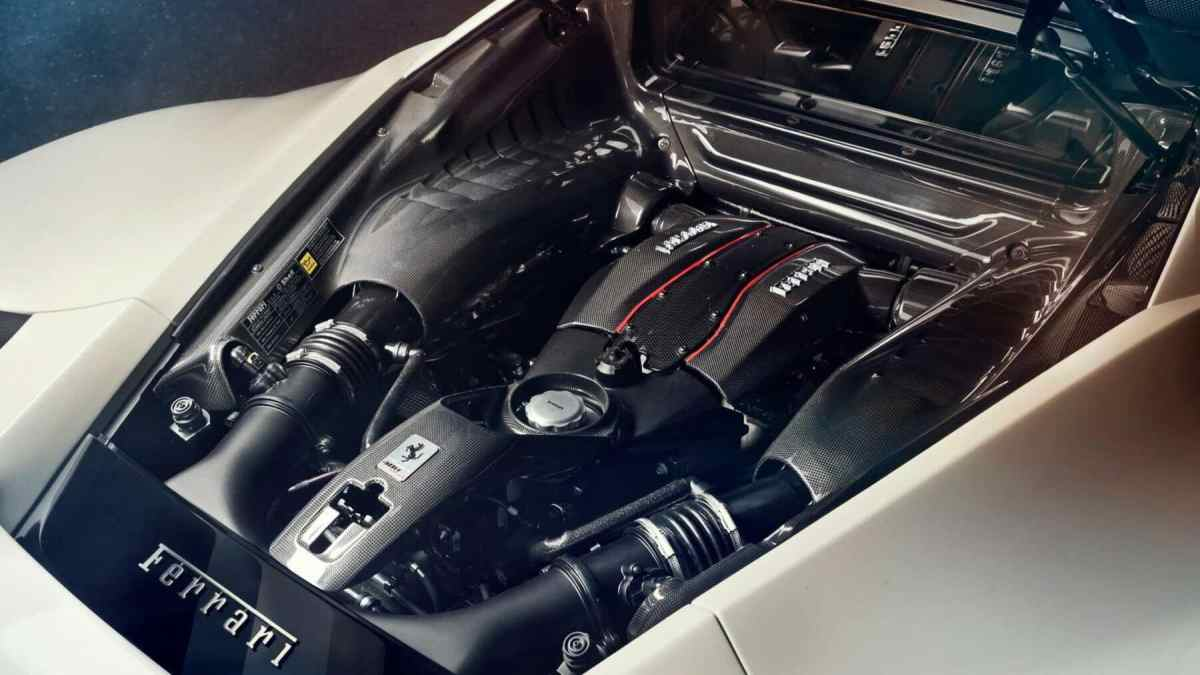 Did you know that Ferrari developed a three-cylinder, two-stroke engine?