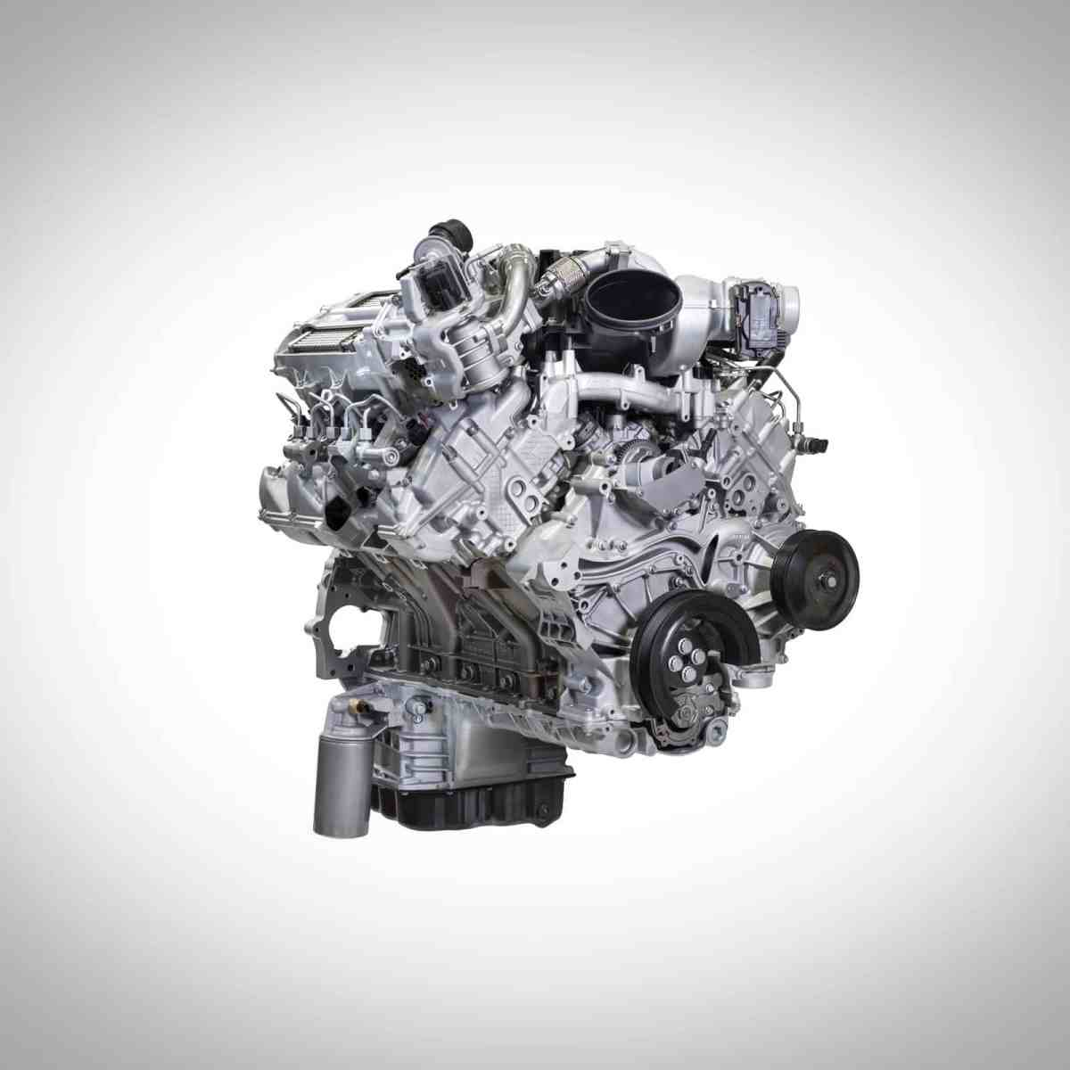Ford's wild 7.3-liter V8 block will bring many school buses to life
