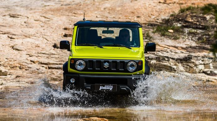 Suzuki Jimny production starts in India: Europe will continue without it