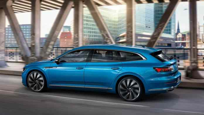 The renovated VW Arteon, already on sale in Spain: Shooting Brake included