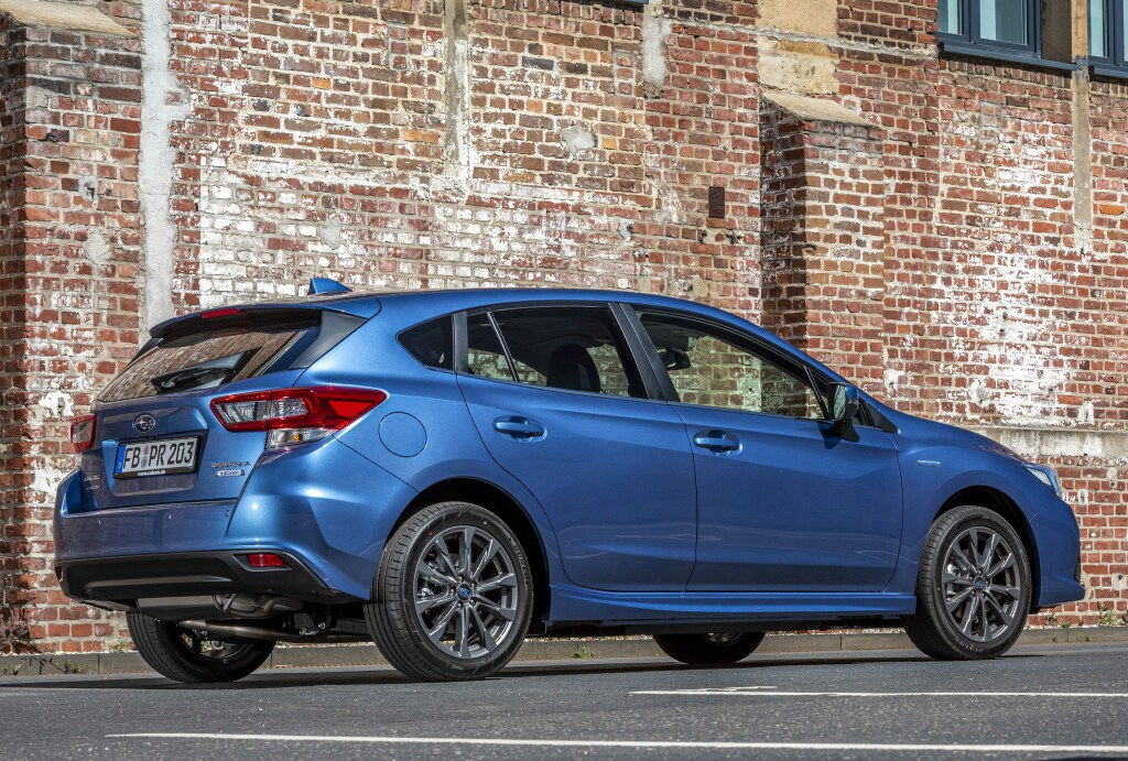 Now on sale the new Subaru Impreza EcoHybrid: Here all the details