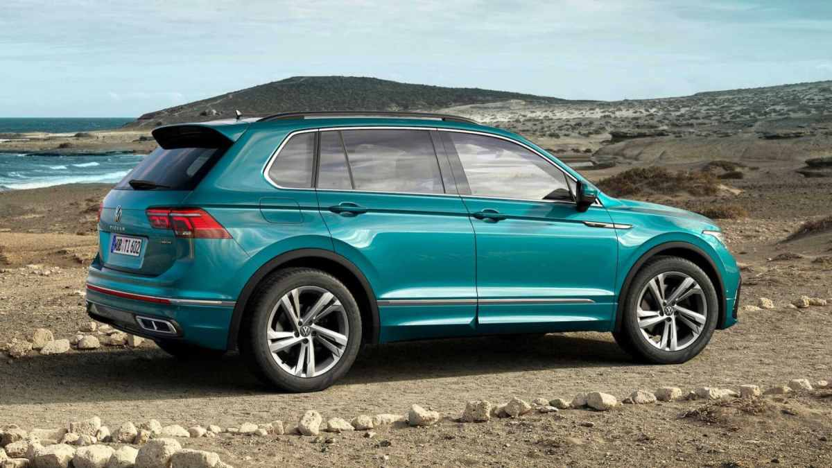 All the prices of the renewed Volkswagen Tiguan for Spain