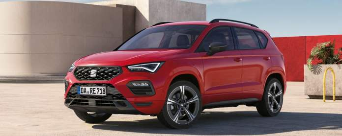 The new SEAT Ateca, now natural