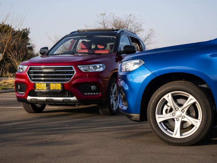 The new Haval H2 arrives in Europe