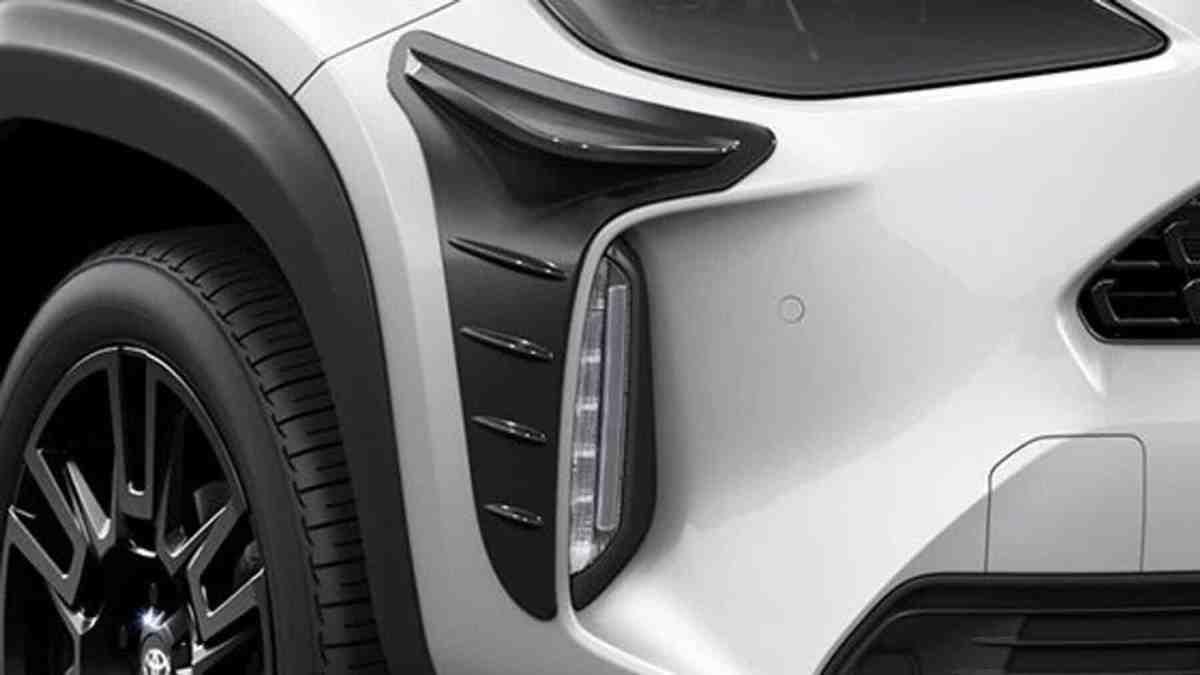 Gazoo Racing fine-tunes the Toyota Yaris Cross 2021: Apparent sportiness