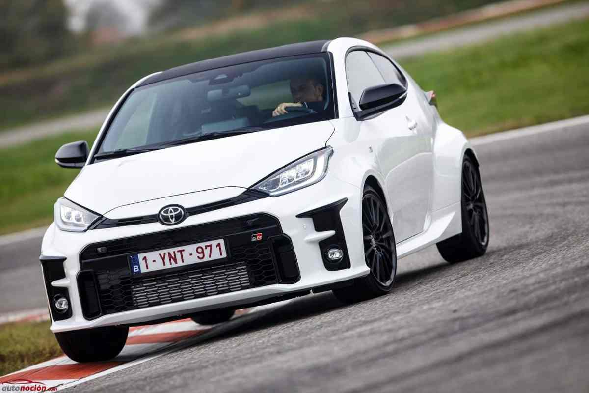 This is how the Toyota GR Yaris roars without a particle filter