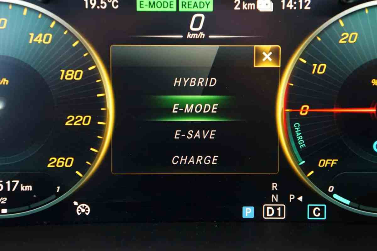 Opinión y prueba Mercedes C300de ESTATE híbrido enchufable