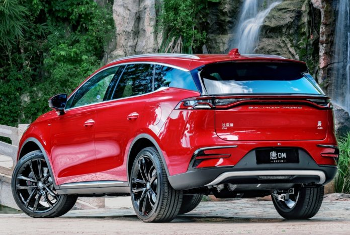 BYD Tang lands in Spain to outshine Tesla