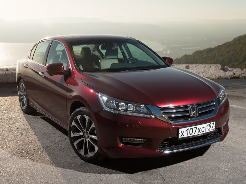 Honda's car division says goodbye to Russia: They sell almost nothing