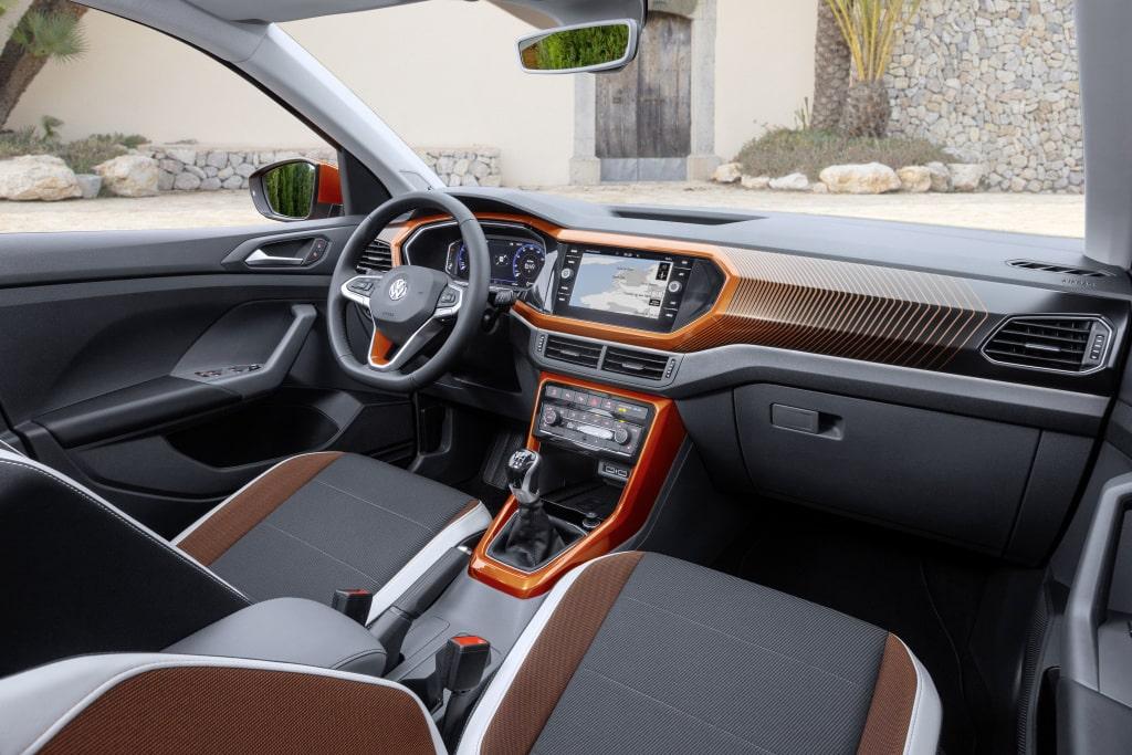 This is the Volkswagen T-Cross 2021 range: Fewer versions