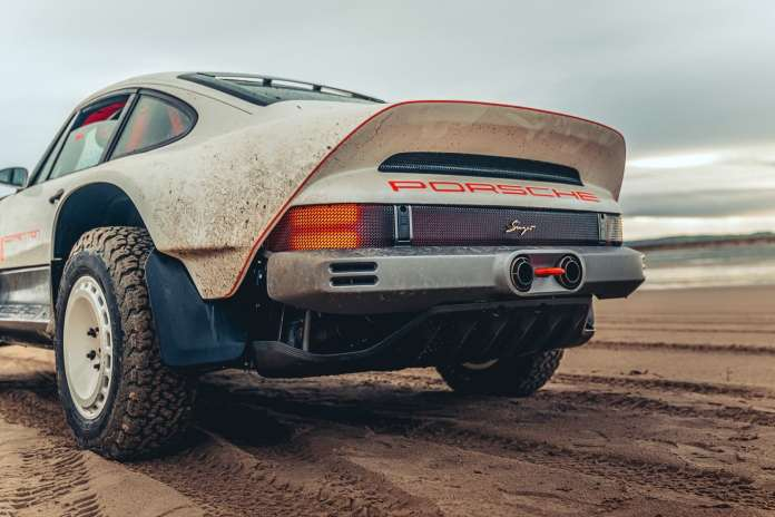 How about this 1990 Porsche 911 Reimagined by Singer?
