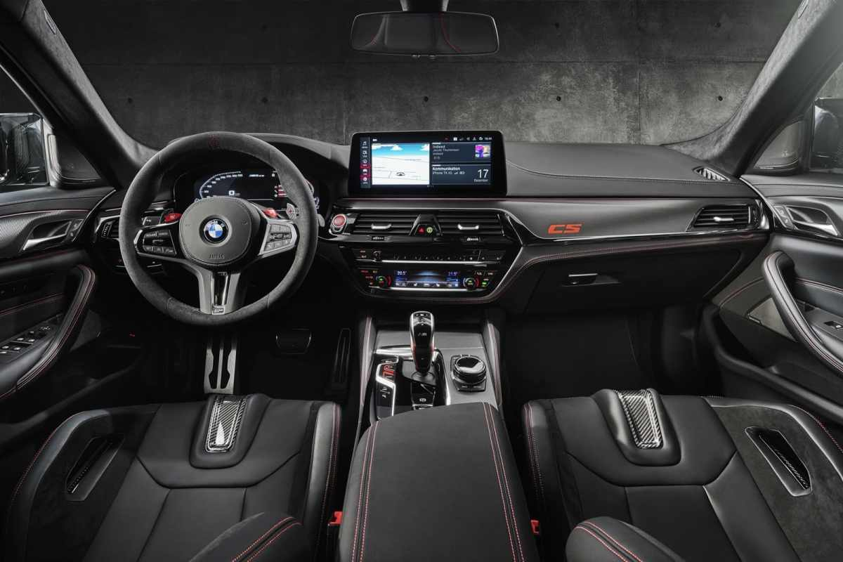 [Vídeo] Listen and enjoy the BMW M5 CS on the track: simply sensational