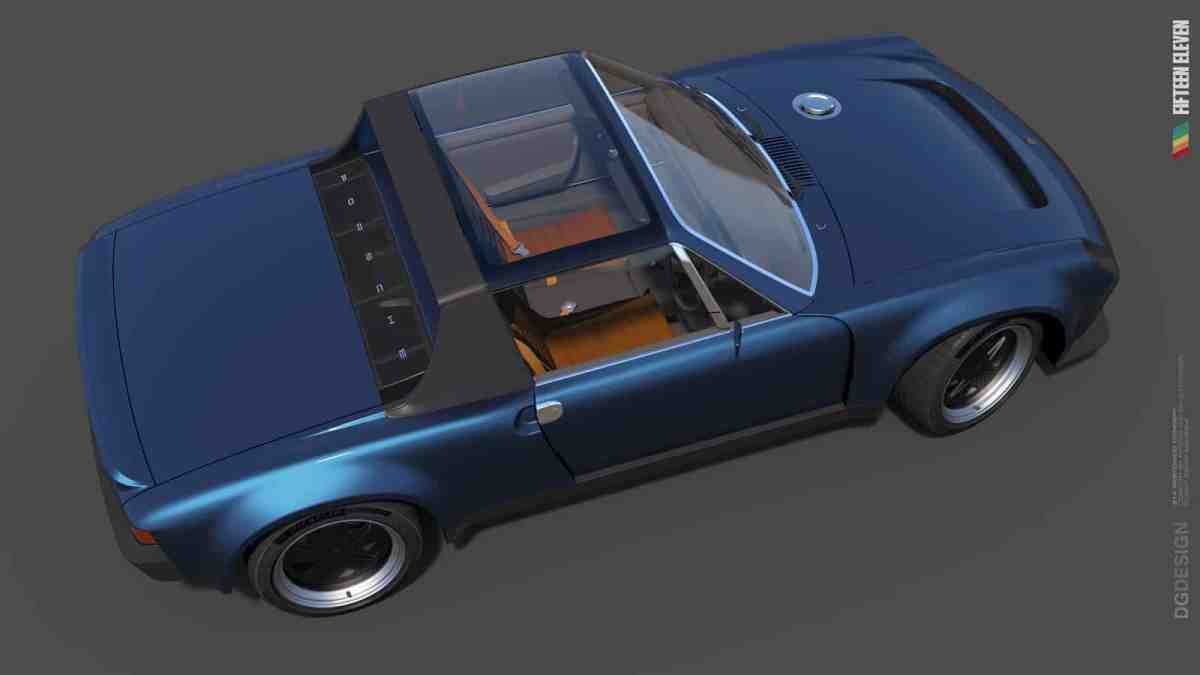 the 'remastering' of the iconic roadster, now powered by Cayman