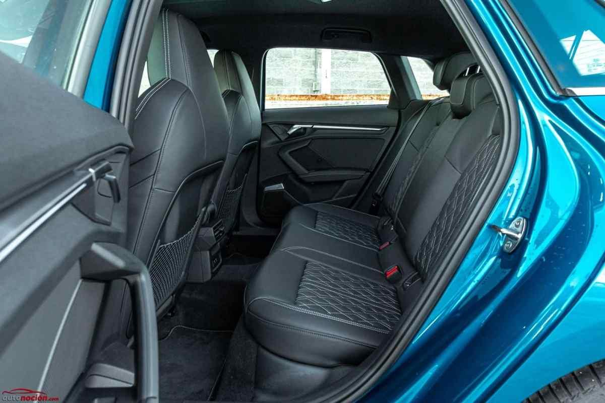 Opinión y prueba Audi A3 35 TDI diésel 150 CV S tronic 2020