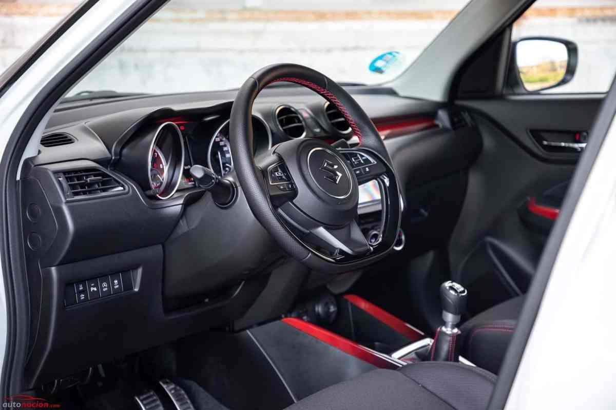 Opinión y prueba Suzuki Swift Sport 2021