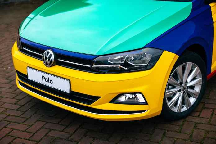 What do you think of this 2021 Volkswagen Polo Harlekin ?: this is its story