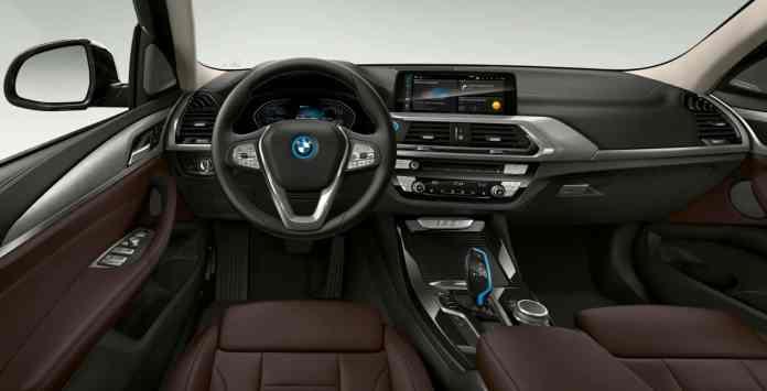 The BMW iX3 already has prices: from 72,300 euros