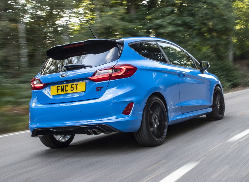 New Ford Fiesta ST Edition: More attractive if possible