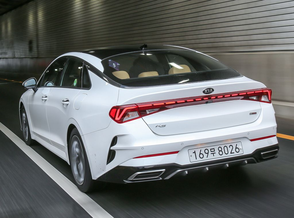 The Kia K5 lands in Morocco and with a hybrid engine: Would it be crazy to import it?