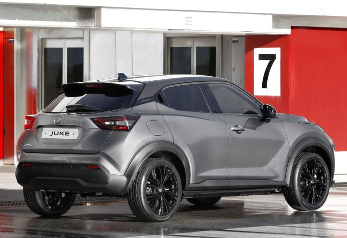 The Nissan Juke debuts special edition «Enigma»