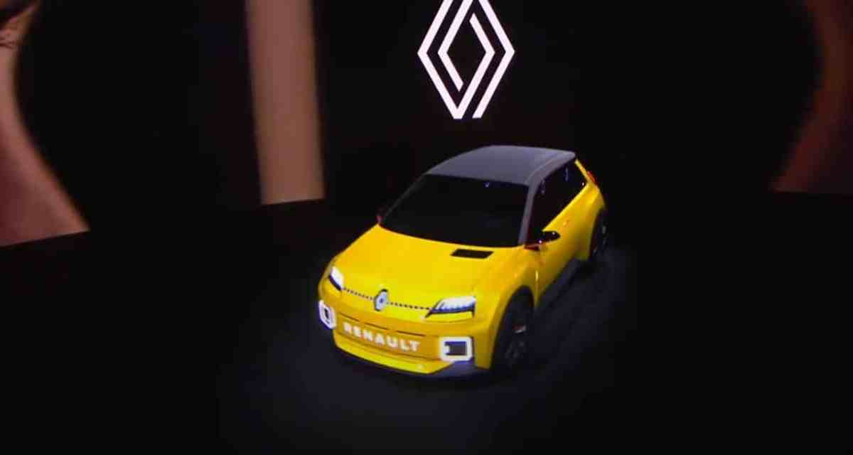 The Renault 4 will be the next icon to receive electrification