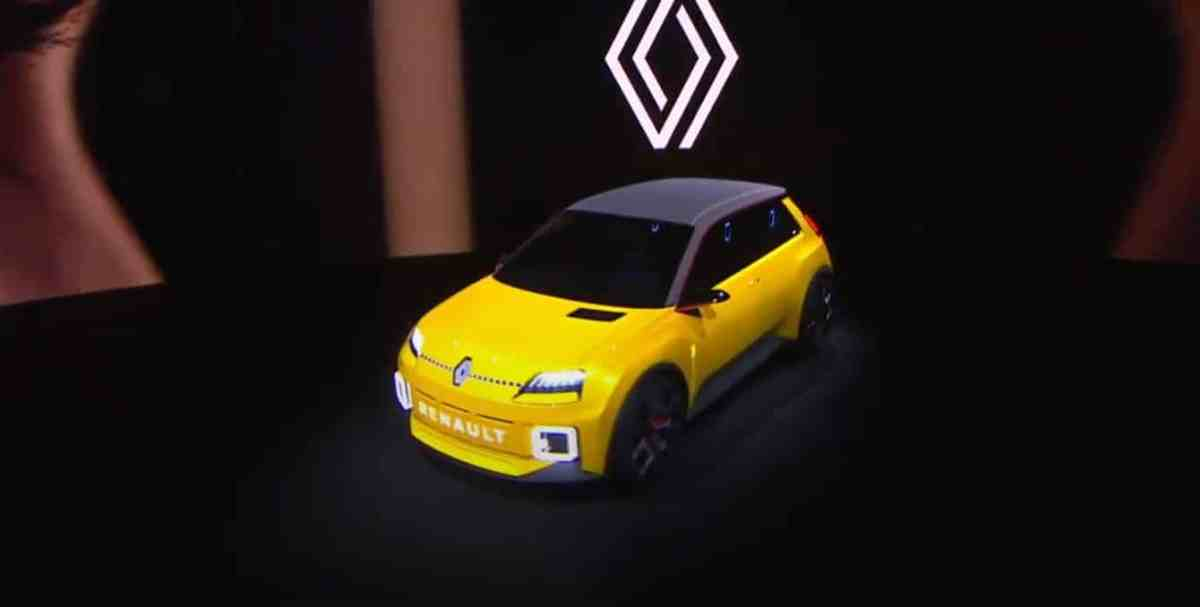 The Renault 5 will be reborn as a very passionate access electric car