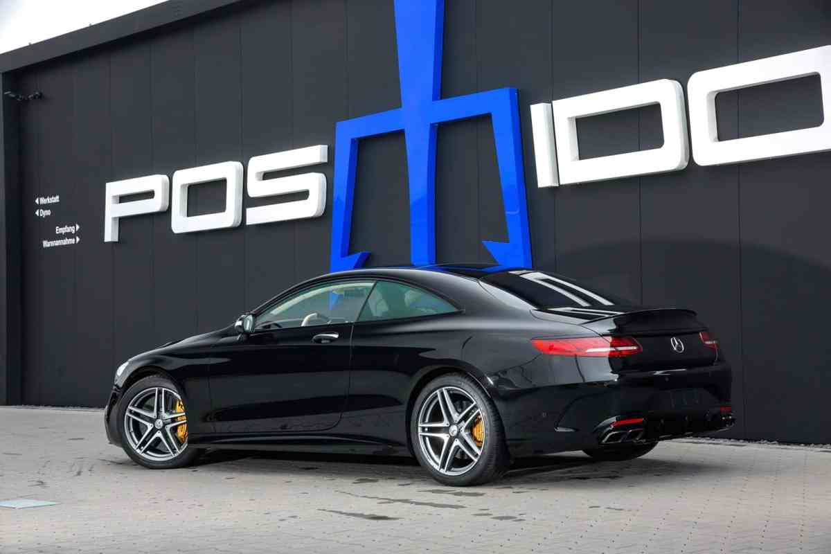 For € 52,000 you can raise the power of your Mercedes-AMG S 63 Coupe to 940 hp. Reasonable?