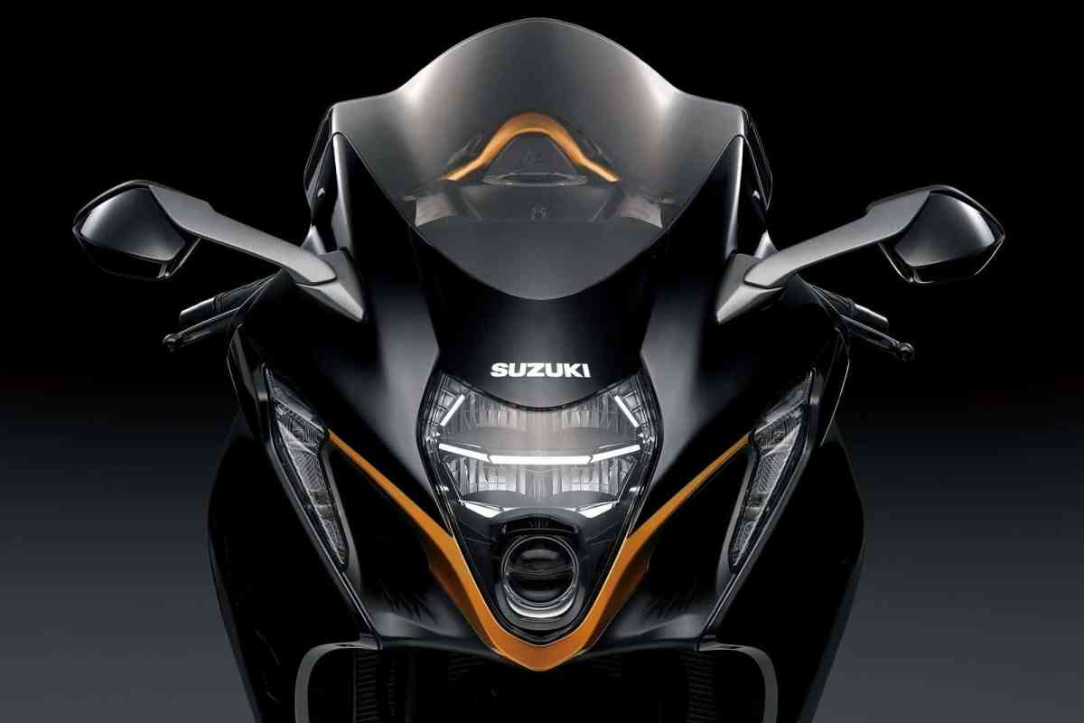 Official! This is the Suzuki Hayabusa 2021, «the Ultimate Sport Bike»
