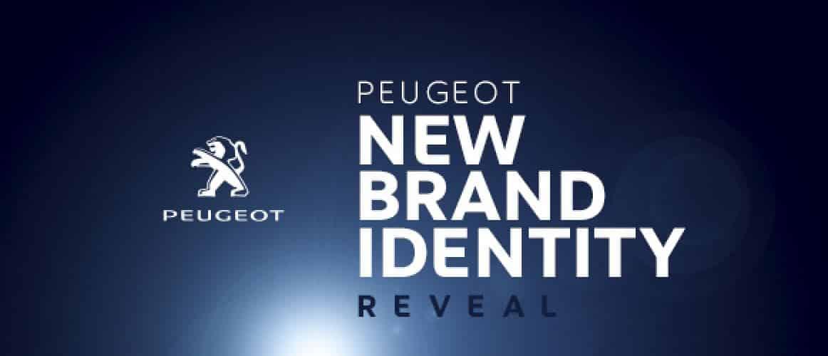 Peugeot announces a new brand image: new logo?