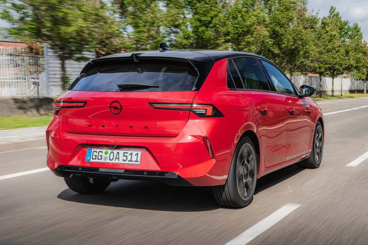 The new Opel Astra already has prices in Germany: Go saving