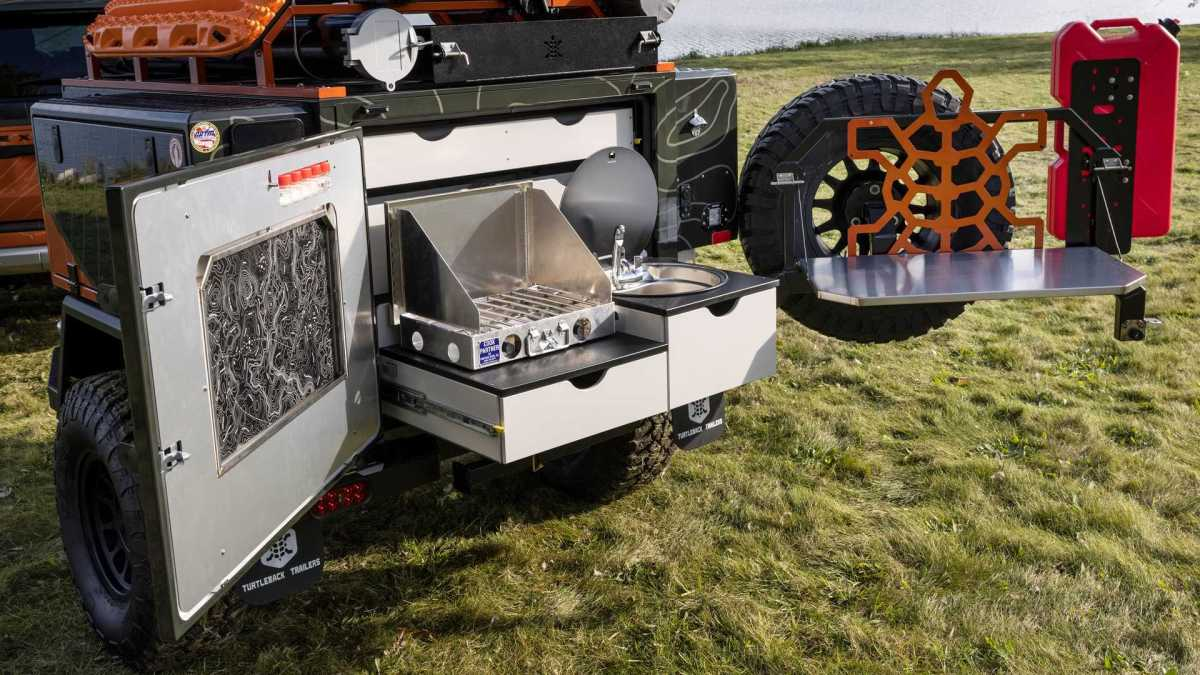 Ford Expedition Timberline Off-Grid: Ultimate SUV Camper