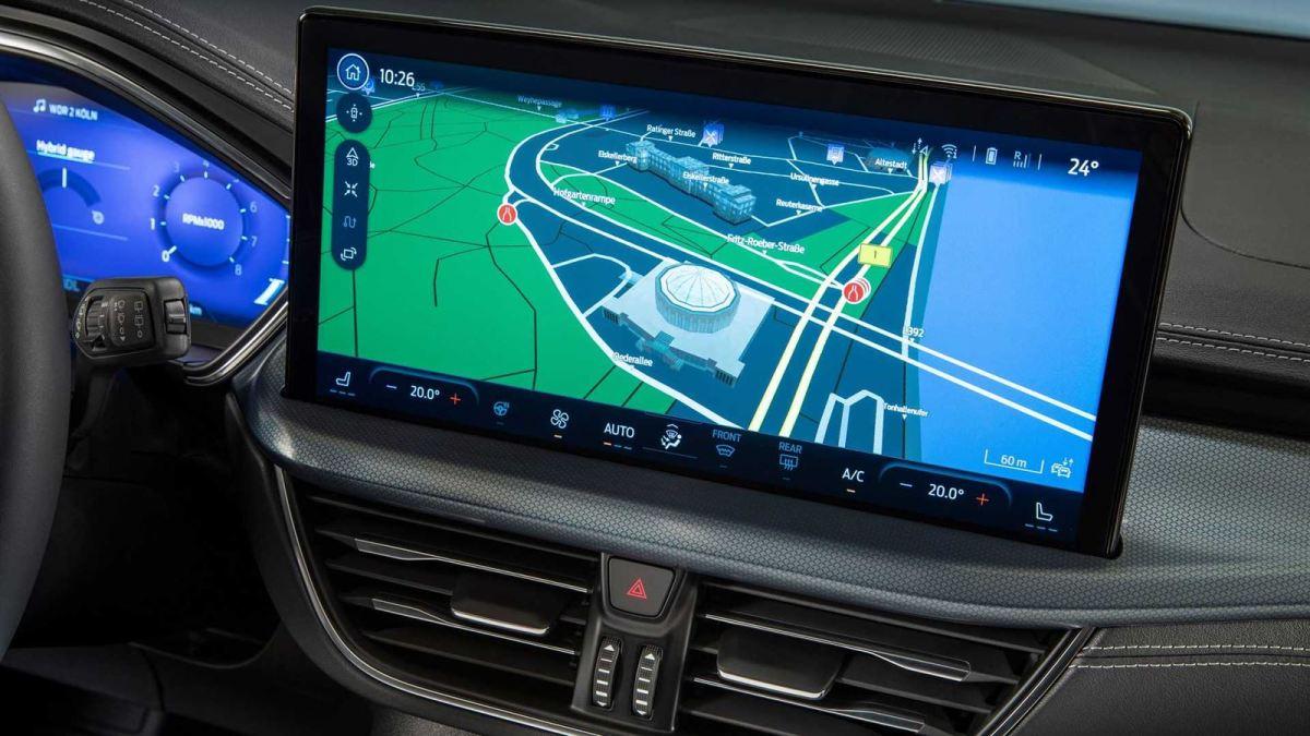 Ford Focus SYNC 4 13 inch