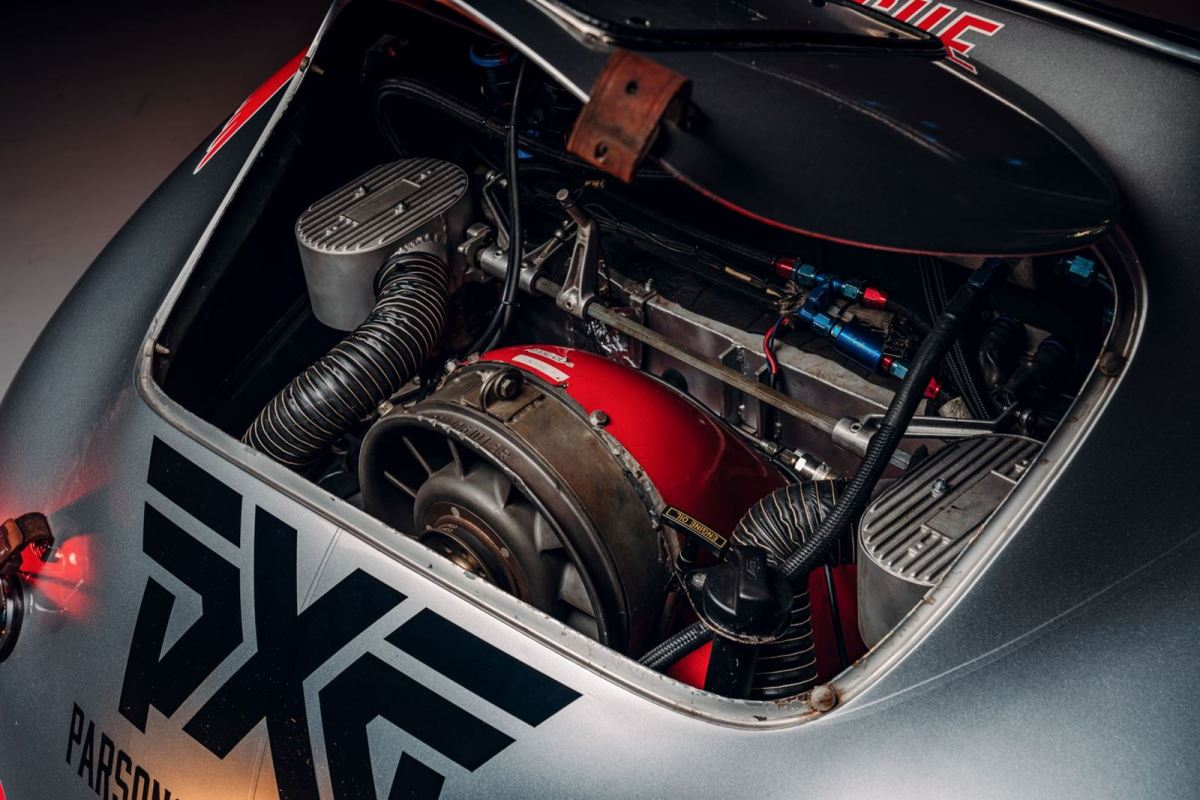 Porsche 356A engine
