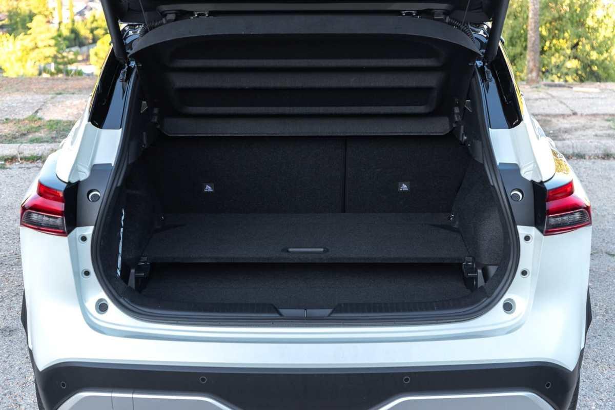 Opinión y prueba Nissan Qashqai 1.3 158 CV 4x2 MHEV 2021