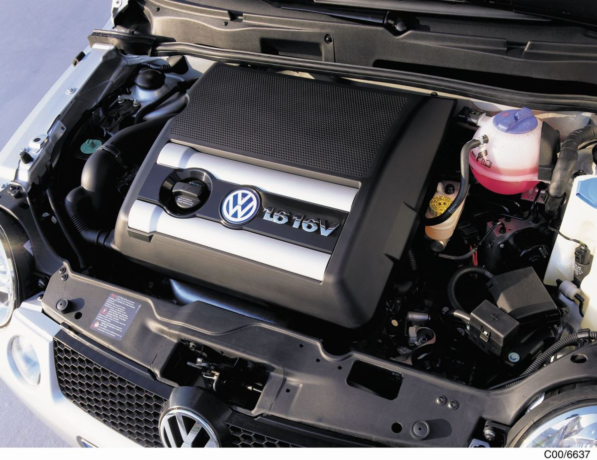 Volkswagen Lupo GTI engine