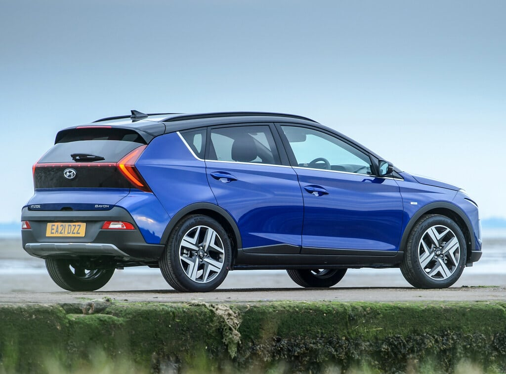 The Hyundai Bayon offer will surprise you: Less than € 13,000