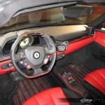 El Ferrari 458 Spider Debuta En Maranello