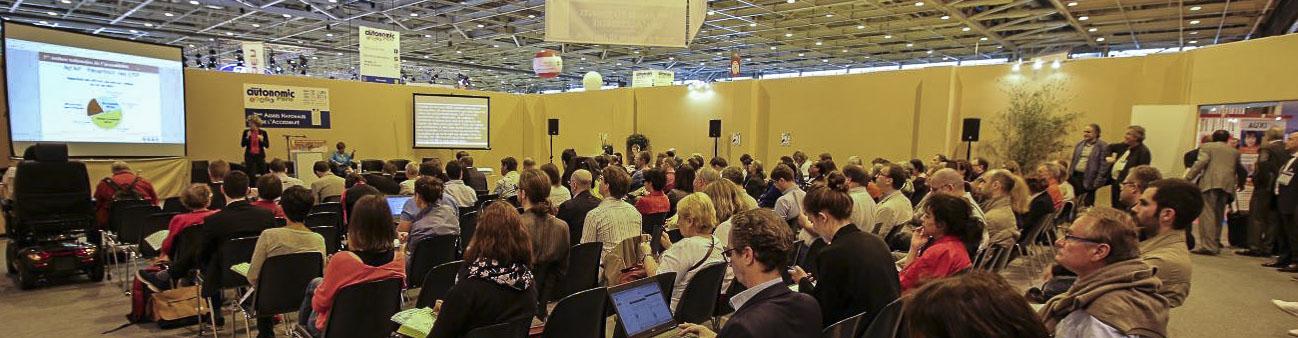 Le Salon Autonomic Paris Autonomic 8 Salons Dans