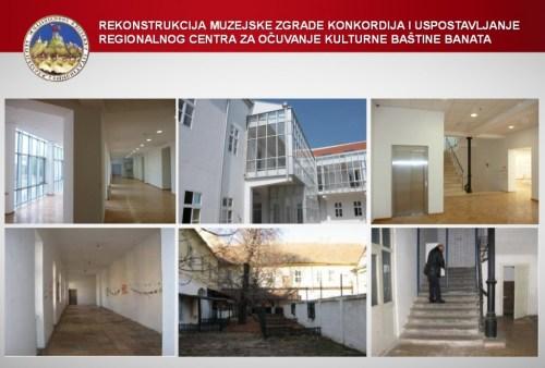 Rekonstrukcija muzejske zgrade i uspostavljanje regionalnog centra