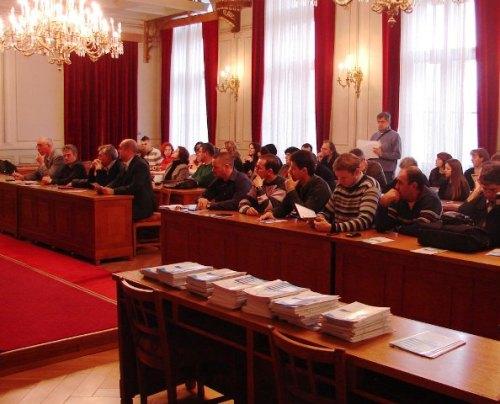 Sombor IPA - zavrshna konferencija za Put Sombor - Baja
